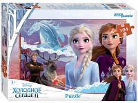 Развивающая игрушка Step Puzzle 1156197 Холодное сердце - 2 104