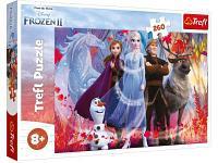 Развивающая игрушка Trefl 13250 Frozen В поисках приключений 260