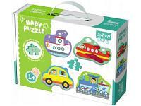 Развивающая игрушка TREFL 4-в-1 серии Baby Classic Транспорт