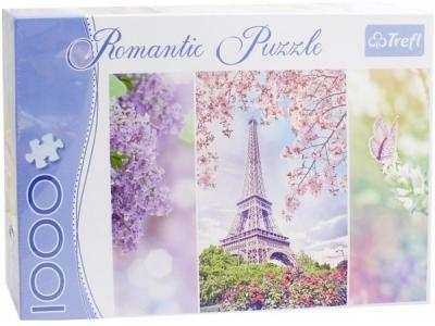 Развивающая игрушка Trefl Panorama Весна в Париже 10409