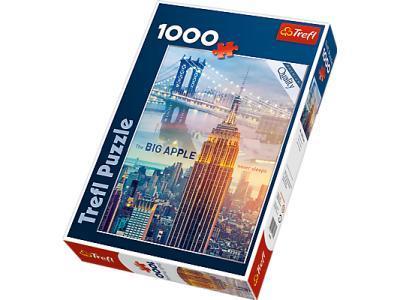 Развивающая игрушка Trefl Нью-Йорк на рассвете 10393