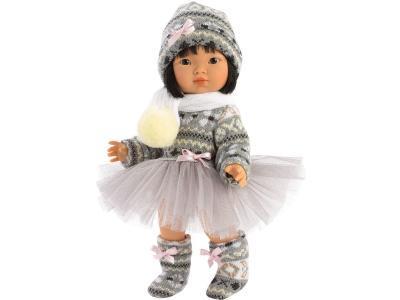 Кукла LLORENS Лу балерина азиатка 28034 28 см
