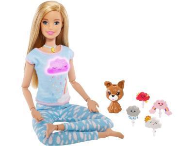 Кукла Mattel Barbie GNK010 Йога 29 см