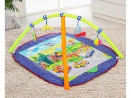 Игровой коврик Дельфин Веселый парк 100x87 см