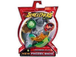 Игрушечный трансформер Screechers Wild 37756 Машинка-трансформер Фроузен Сноу л5