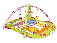 Развивающая игрушка Bertoni Автобус коврик игровой 1030027
