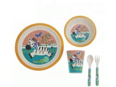 Посуда Приятного аппетита Зебра 5 предметов
