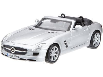 Радиоуправляемая игрушка MZ 1:24 Mercedes-Benz SLS 27046A