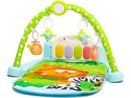 Игровой коврик Baby Piano Мадагаскар 4077495