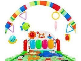 Игровой коврик РазвивайКа с пианино 2912771