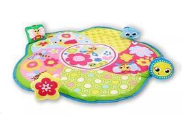 Игровой коврик Крошка Я Бабочки 80x80 см
