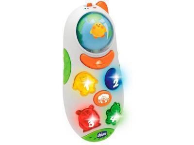 Развивающая игрушка Chicco Говорящий телефон 6м+ 426998