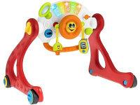 Развивающая игрушка Chicco Игровой центр 4 в 1 Gym 00009335000000, фото 1