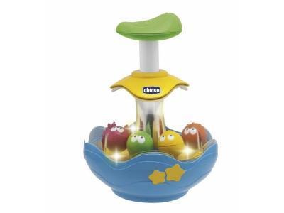 Развивающая игрушка Chicco Юла Аквариум