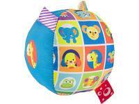 Развивающая игрушка Chicco Мягкий мячик, фото 1