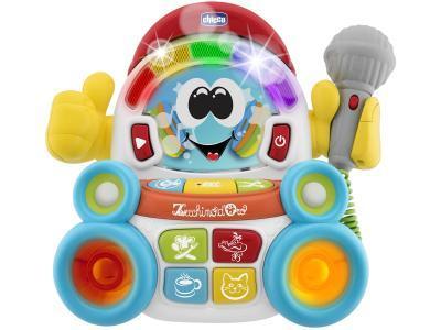 Развивающая игрушка Chicco Музыкальная игрушка Караоке
