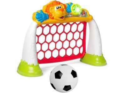 Развивающая игрушка Chicco Музыкальный Футбол Dribbling Goal League Fit&Fun