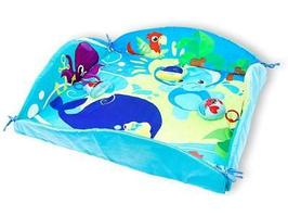 Игровой коврик Крошка Я Вместе веселей 85x85 см