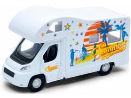Welly Camper Van