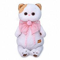 Мягкая игрушка Ли-Ли с розовым бантом LK24-052 BudiBasa