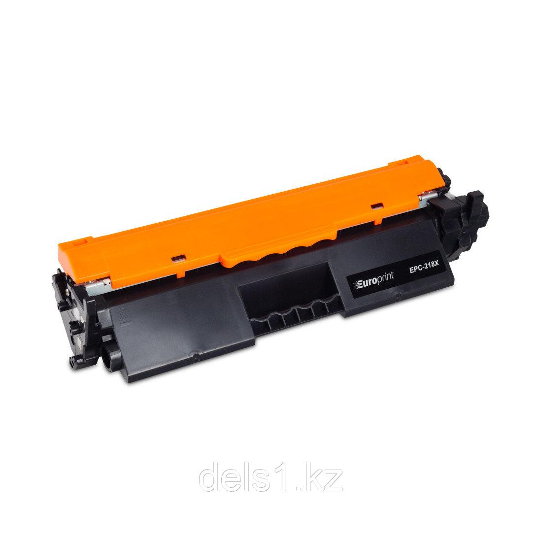 Картридж, Europrint, EPC-218X (C чипом), Для принтеров HP LaserJet Pro M104/MFP M132, 5000 страниц.