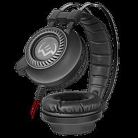 SVEN AP-U840MV Игровые наушники с микрофоном черный (USB, LED) /