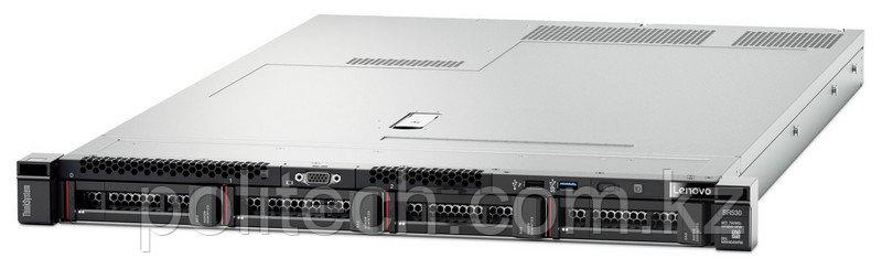 Сервер Lenovo SR530 Xeon Silver 4210R (10C 2.4GHz 13.75MB Cache/100W) 16GB 2933MHz (1x16GB, 2Rx8 RDI /