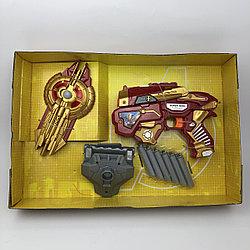 №16133 Бластер желез. человек в коробке