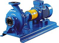 Насосный агрегат 1К 50-32-125а (уменьшенное рабочее колесо)