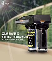 Датчик периметра ABT-100 беспроводной на солнечных батареях до 5ч работы (200мАч) IP65, фото 1