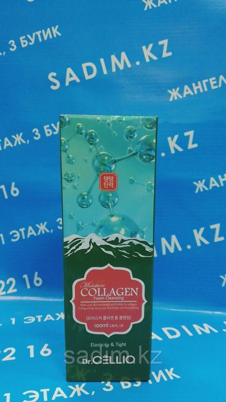 DR. Cellio Foam Cleansing Collagen 100ml. - Пенка с коллагеном