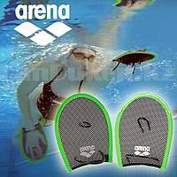 Лопатки гребные для плавания лопасти тканевые Аrena 55465 размер M