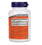 Now Foods, L-глютамин, 500 мг, 120 вегетарианских капсул, фото 2