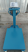 Платформенные весы Senym 1000 кг, 60x80 см