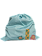 Сумка мешок  для мокрых вещей в бассейне на пляже, фото 2