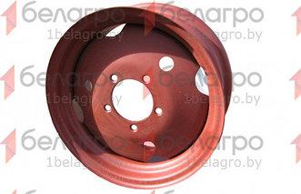 W9х20-3101020-A-01 Диск (обод) МТЗ передний (5 отверстий) под шину 11.2-20, БЗТДиА