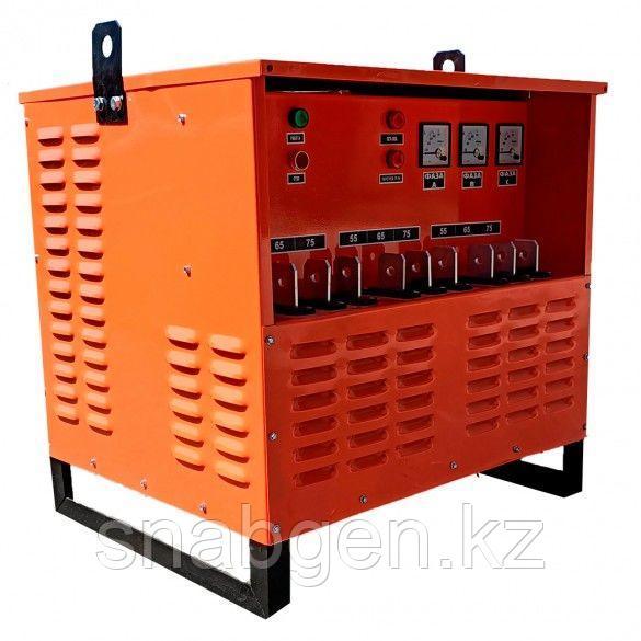 Трансформатор для прогрева бетона Арктика ТСДЗ-80/0,38