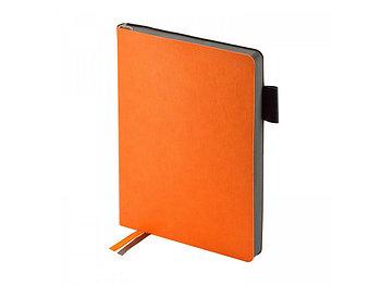 Ежедневник недатированный А5 Boston, оранжевый