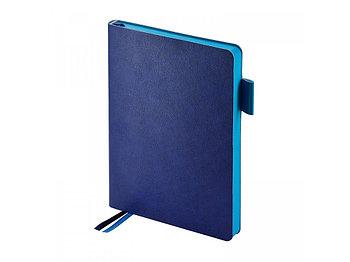 Ежедневник недатированный А5 Boston, синий