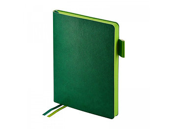Ежедневник недатированный А5 Boston, зеленый