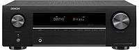 DENON DENON AV-ресивер AVR-X250BT Черный