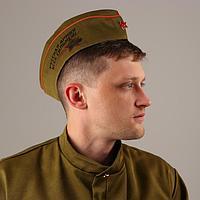 Пилотка военного для взрослых 'Русская армия всех сильней' (комплект из 5 шт.)
