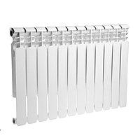 Радиатор биметаллический Oasis, 500 х 70 мм, 12 секций