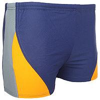 Плавки-шорты детские для плавания 003, размер 36, цвета микс