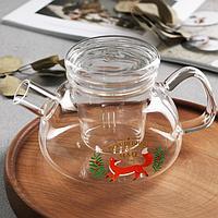 Чайник 'Волшебный чай', 800 мл