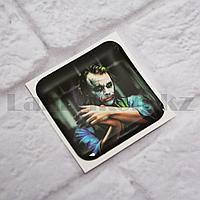 Наклейка объемная для телефона Джокер персонаж Джокер