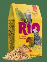 Гурмэ корм RIO для волнистых попугайчиков и мелких птиц, 250гр