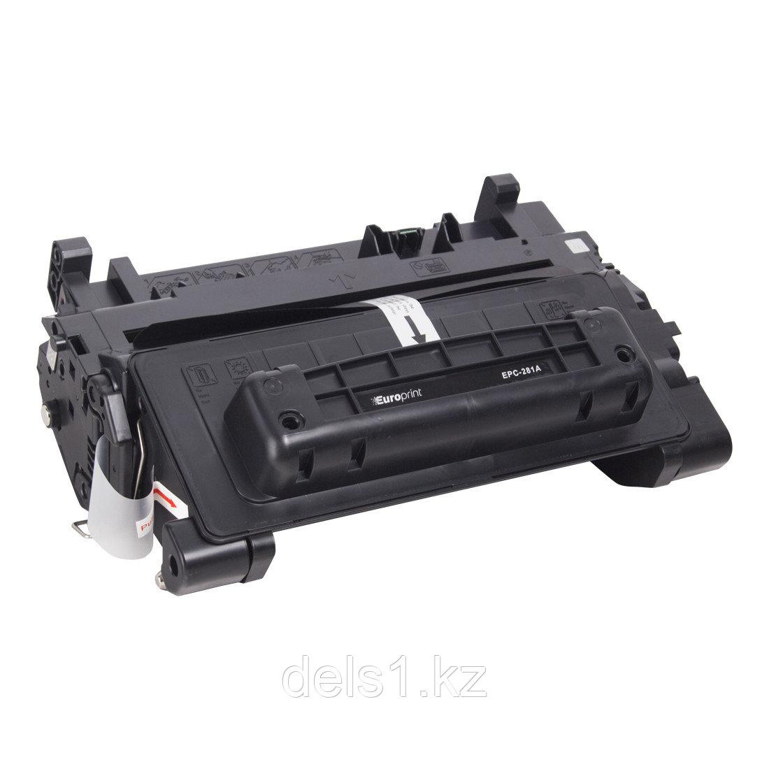 Картридж, Europrint, EPC-281A, Для принтеров HP LaserJet Enterprise M604n/dn/M605n/dn/M606d/M630 series