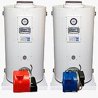 Котел водогрейный, двухконтурный, газовый ADT-535R (58 кВт)