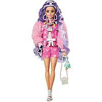 Barbie: Кукла Барби Extra Милли с сиреневыми волосами